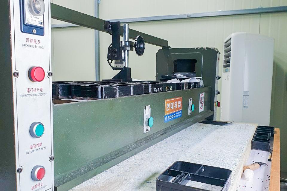 安心できるスマホケース印刷設備
