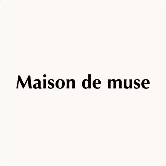 Maison de muse 公式ホームページ
